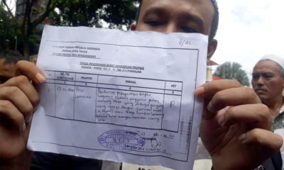 Oknum Polisi Diadukan Ke Polisi, Hutang Rp 400 Juta, Jaminkan 12 Mobil Rental