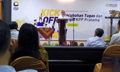 Tingkatkan Pelayanan dan Kepatuhan WP, DJP Ubah Tugas dan Fungsi KPP Pratama