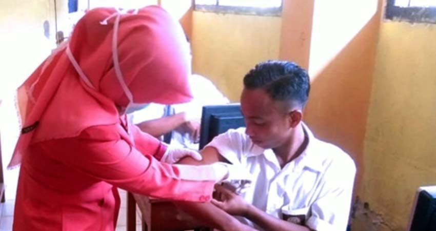 UNBK SMK Tetap Berlangsung, Siswa PAUD Hingga SMP di Lamongan Dialihkan Belajar di Rumah