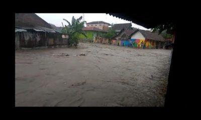 Video Banjir Kepung Banyuwangi Mendadak Viral