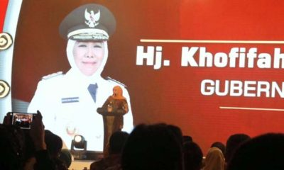 Wabup Lumajang Hadiri Pembukaan KORTEKBANG di Surabaya