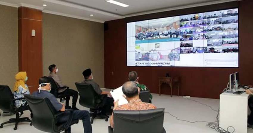 2 PDP Meninggal, 13 Dinyatakan Positif, Bupati Fadeli Ajukan PSBB ke Pemerintah Pusat