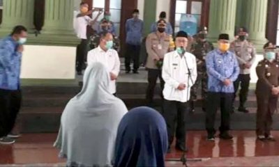 Bupati Salwa Arifin Realisasikan BPNT Warga Miskin