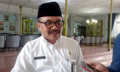 Kepala Bapenda Kabupaten Malang, Purnadi. (gim)