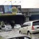 Hujan Deras 45 Menit, Pengguna Jalan Keluhkan Banjir di Depan Lippo Plaza Sidoarjo