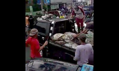 Kantor Kecamatan Tutur Ditumpahi Sampah Warga Kayukebek dan Wonosari