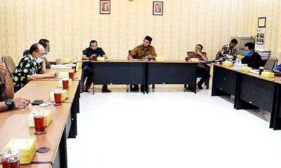 Komisi C Rakor Sikapi Hambatan Pembangunan Infrastruktur di Lamongan