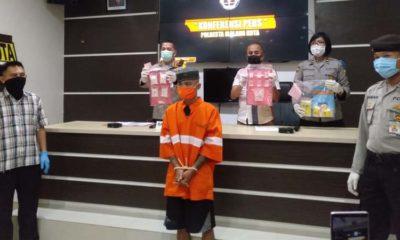 Kurir Narkoba Blimbing Dibekuk Jual 1 Ons SS Komisi Rp 5 juta