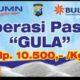 Operasi Pasar di Tengah Covid, Harga Gula Putih Tetap Selangit, Stok Gula Kosong, Bulog Surabaya Utara Simpan 138 Ribu Ton Beras Impor (3bersambung)