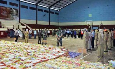 Pemkab Lumajang Bakal Salurkan Beras Bantuan PNS dan Basnaz Bagi Warga Terdampak Covid-19