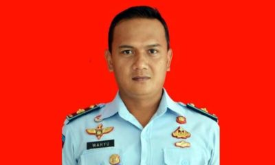 Wahyu Indarto Kalapas Kelas IIB Kota Pasuruan. (ist)