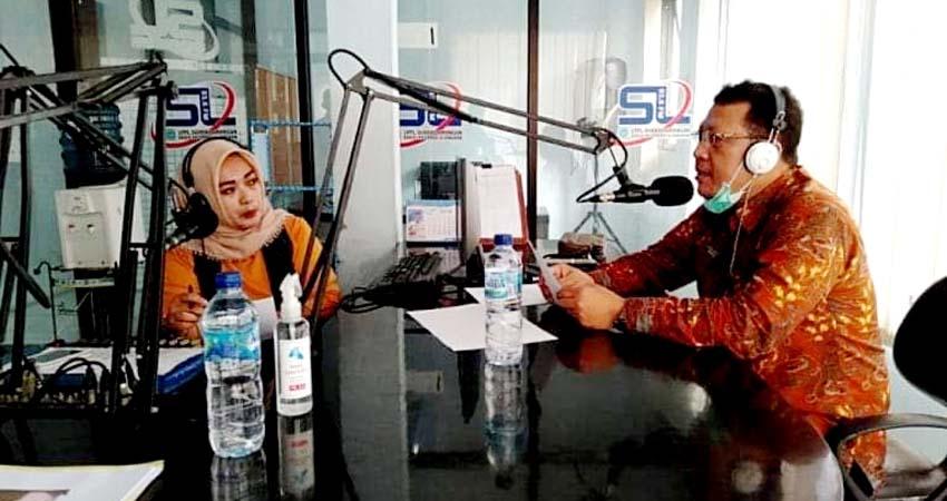 RSUD DR Soegiri Lamongan Gelar Dialog Interaktif Sosialisasi Cegah Corona