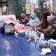 Proses produksi dan distribusi Hand Sanitizer oleh Jurusan Teknik Kimia Polinema