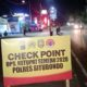 2.478 Kendaraan dan 4.335 Penumpang Diperiksa di Perbatasan Situbondo, Polisi Arahkan 258 Kendaraan Putar Balik