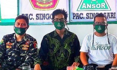 Hunul Hakim Syadat MH Dalam Acara Launching Ayo Jogo. (Sur)