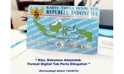 Perubahan Adminduk Lumajang, Jadi Format Digital, Tak Perlu Legalisir