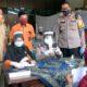 Polres Situbondo Bantu Penyaluran BST dari Kementerian Sosial