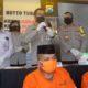Tersangka Ambon dan Ucok saat dirilis di humas Kota Malang. (ist)
