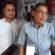 Kasi Pidsus Kejaksaan Negeri Kota Malang Ujang dan Kepala Kejaksaan Negeri Kota Malang Andi Darmawangsa. (gie)