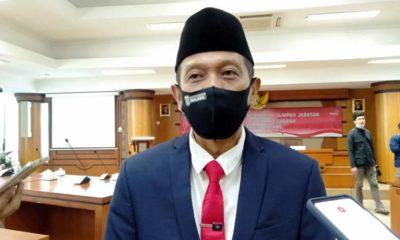 Wahyu Hidayat PJ Sekda Kabupaten Malang. (Sur)