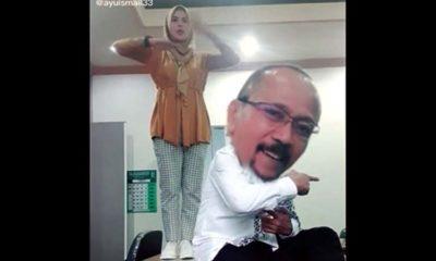 Beredar Video Tik Tok Mirip Kadisparpora Bondowoso Joget bersama Gadis Cantik, Ketua DPRD Menyayangkan