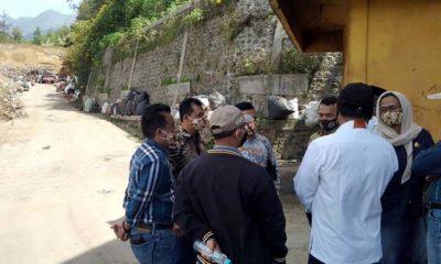 Komisi C DPRD Kota Batu Sidak TPA Tlekung, Siap Dukung Kebutuhan Anggaran DLH