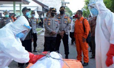 Kunjungi Kampung Tangguh Semeru di Situbondo, Kabidkum Polda Jatim Ajak Warga Patuhi Protokol Kesehatan