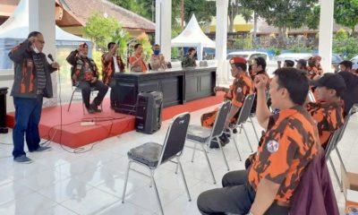 Pemuda Pancasila Junrejo Konsolidasi Update Data Anggota