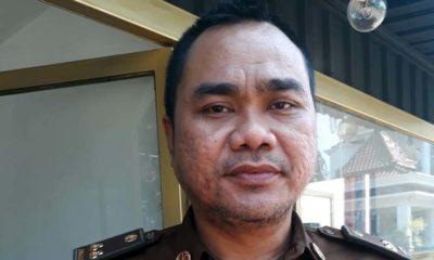 Kasi Pidsus Kejaksaan Negeri Kota Malang Ujang Supriadi SH MH. (gie)