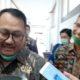 Irwan Bactiar Rahmat Majelis Etik Pemkab Bondowoso saat memberikan keterangan (dul momentum)