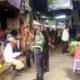Anggota Polres Situbondo Patroli Keliling Edukasi Masyarakat Disiplin Protokol New Normal