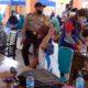 Bhabinkamtibmas, Babinsa Paowan Dampingi Kades Paowan Pantau Penyaluran BST tahap III