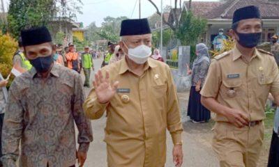 Bupati Malang Bantah Kabar Pungutan saat Rapid Test