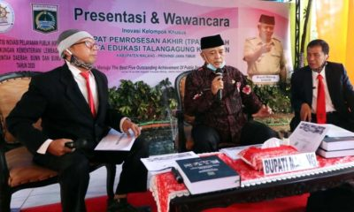 Controlled Landfill TPA Talangagung Masuk 15 Besar KIPP