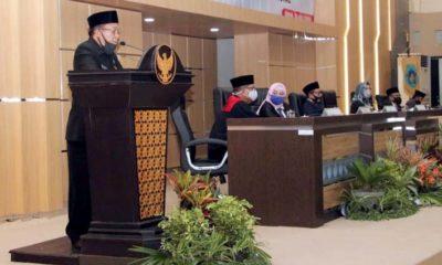Husnul Aqib Resmi Jabat Wakil Ketua Baru DPRD Lamongan