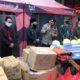 Pembukaan dalam rangka penyerahan hadiah kepada kampung tangguh Semeru