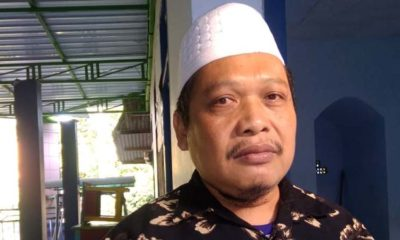Ustad Khariri Utsman Wakil Rois MWC NU Kecamatan Gedangan. (sur)