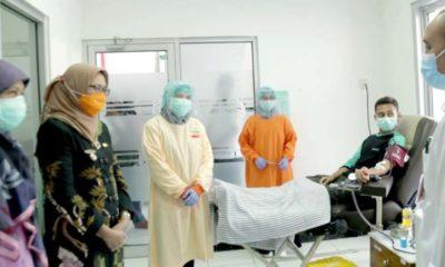 PMI Lumajang Terima Donor Plasma Pasien Sembuh Covid-19