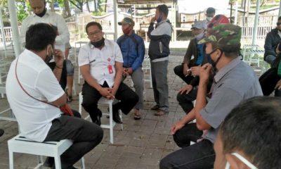 Pedagang Pasar Pagi Kota Batu Siap di Relokasi