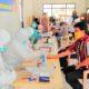 Puskesmas Janti Rapid Test 105 Penyandang Tunanetra
