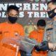 Sembunyikan SS Dalam Sandal, 2 Pemuda Trenggalek Ditangkap Polisi