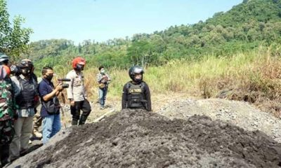 Stockpile Terpadu Diharapkan Jadi Kontrol Pertambangan Pasir Lumajang