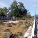 KORBAN TEWAS: Akibat tabrakan beruntun yang melibatkan 3 (tiga) pemotor yang terjadi di Kilometer 232,7 arah Surabaya. (tik/im)