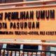 kantor KPU Kota Pasuruan