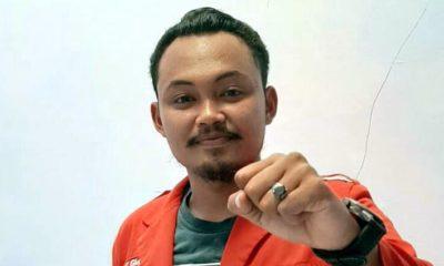 Ketua DPC GMNI Banyuwangi, Dana Wijaya (dok)