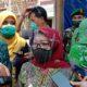 SOSIALISASI: Bupati Jombang Hj.Mundjidah Wahab usai menghadiri Sosialisasi Perbup No 34-39 Tentang Ijin Hajatan di Kabupaten Jombang