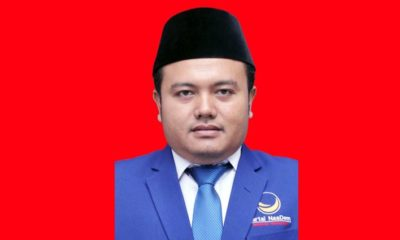 Jejeb Anur Khamid calon pengganti kursi Hasjim di DPRD Kota Pasuruan