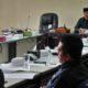 EVALUASI: Jajaran Komisi C DPRD Kota Batu gelar dengar pendapat dengan Dinas Kesehatan lakukan evaluasi penggunaan anggaran Covid-19. Tampak jajaran Komisi C