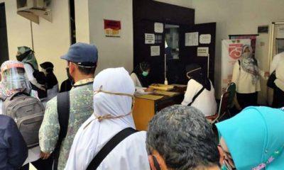 Pejabat di BKPSDM Saling Lempar Hadapi Keluhan PNS
