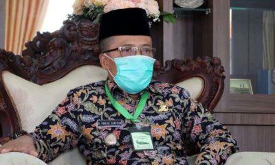 Wakil Wali Kota Batu Punjul Santoso (memo x/lih)